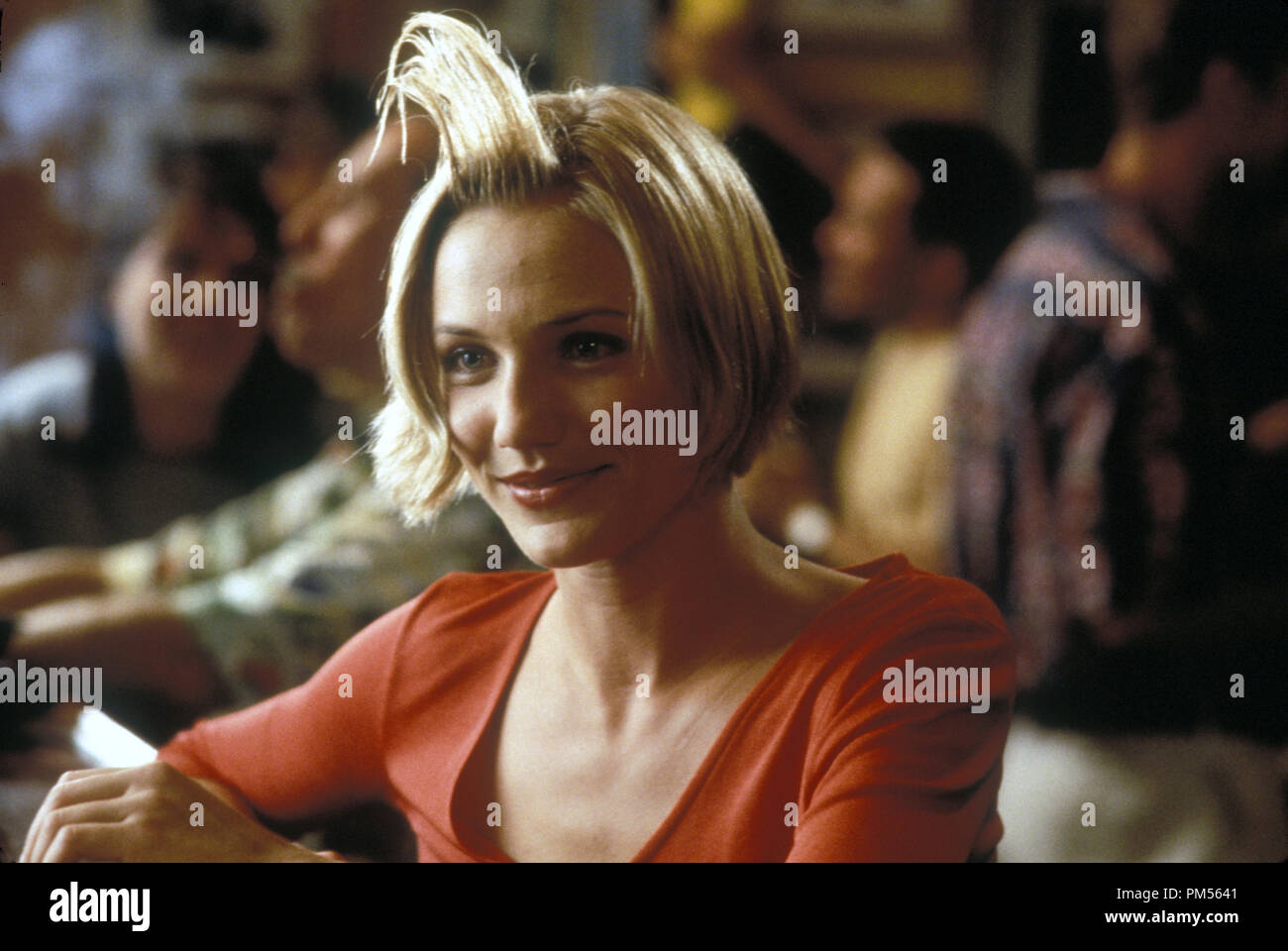 'There's Something About Mary' 1998 Cameron Diaz - Stock Image