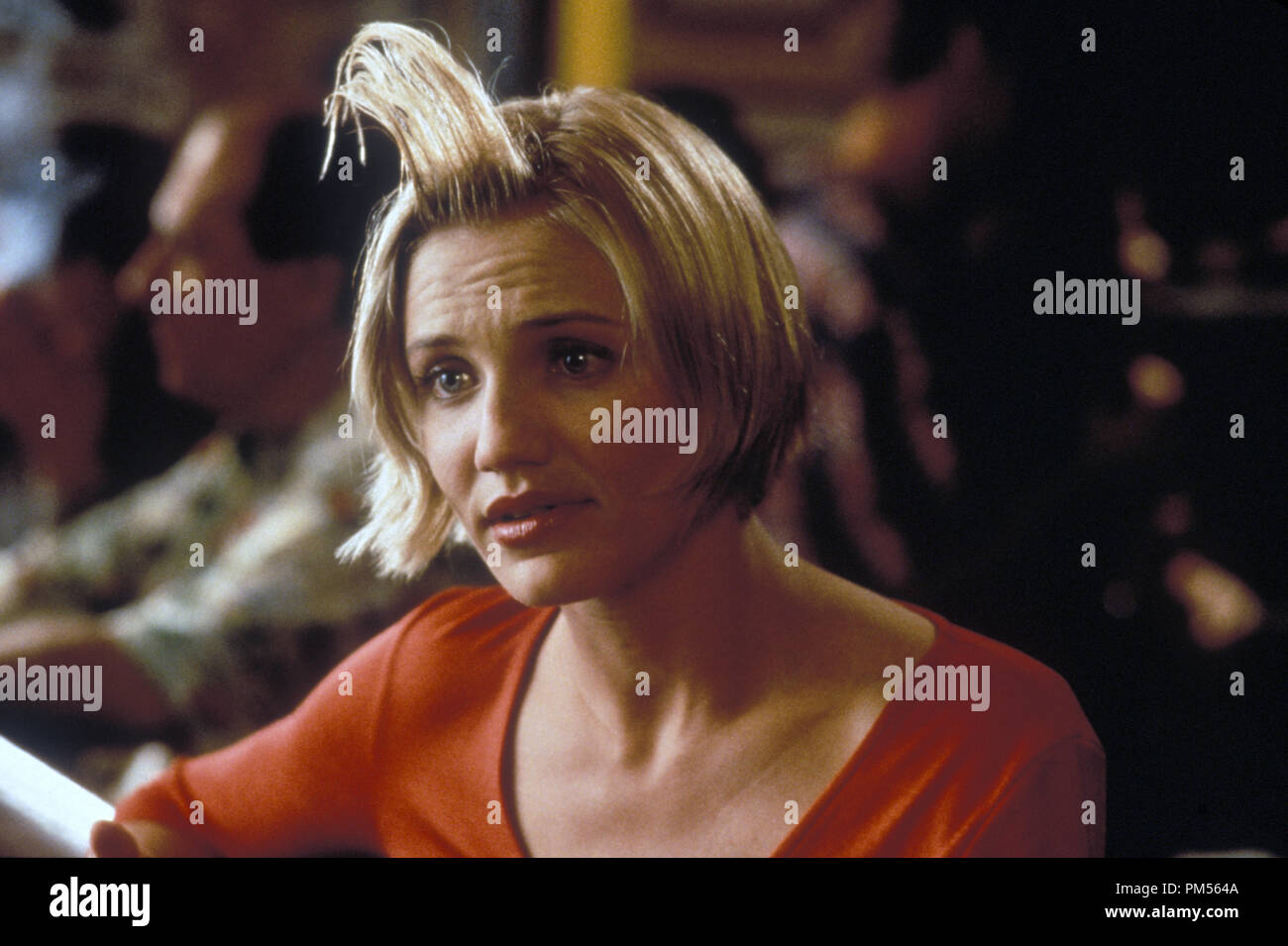 There's Something About Mary 1998 Cameron Diaz - Stock Image