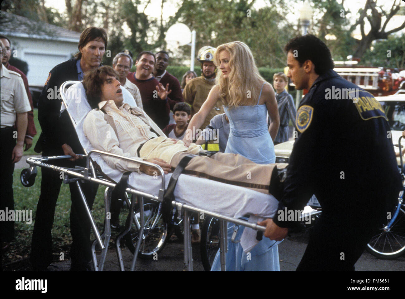 There's Something About Mary 1998 Ben Stiller, Cameron Diaz - Stock Image