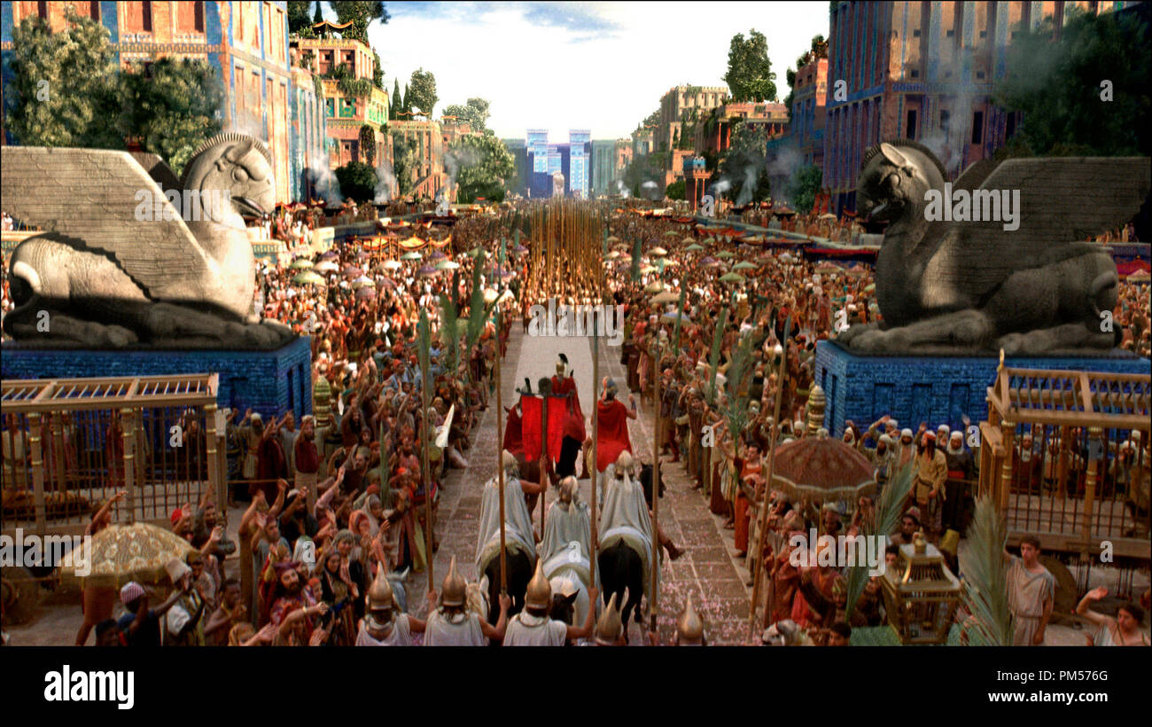 Studio Publicity Still from 'Alexander' © 2004 Warner   File Reference # 307351561THA  For Editorial Use Only -  All Rights Reserved - Stock Image