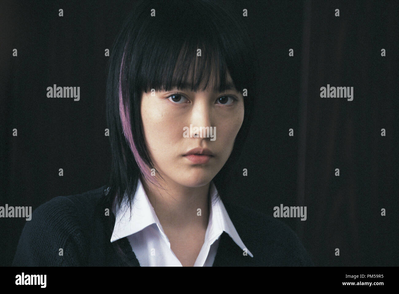 Studio Publicity Still from 'Babel' Rinko Kikuchi © 2006 Paramount Vantage  File Reference # 307371370THA  For Editorial Use Only -  All Rights Reserved - Stock Image