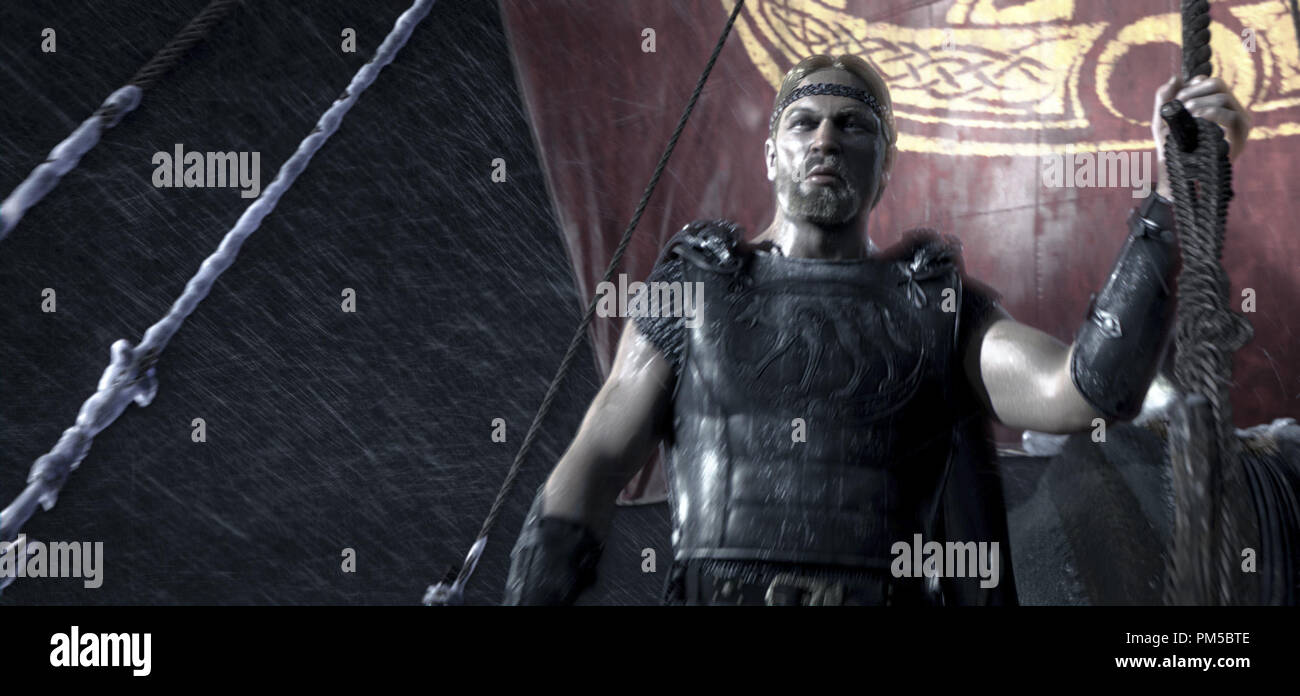 Studio Publicity Still from 'Beowulf'  Beowulf  © 2007 Warner    File Reference # 30738769THA  For Editorial Use Only -  All Rights Reserved - Stock Image