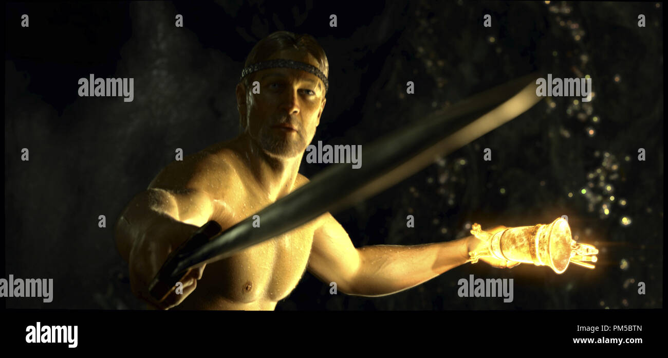 Studio Publicity Still from 'Beowulf' Beowulf © 2007 Warner   File Reference # 30738773THA  For Editorial Use Only -  All Rights Reserved - Stock Image