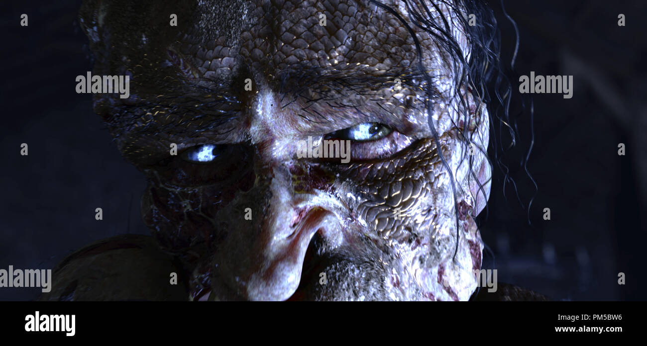 Studio Publicity Still from 'Beowulf' Grendel © 2007 Warner    File Reference # 30738779THA  For Editorial Use Only -  All Rights Reserved - Stock Image