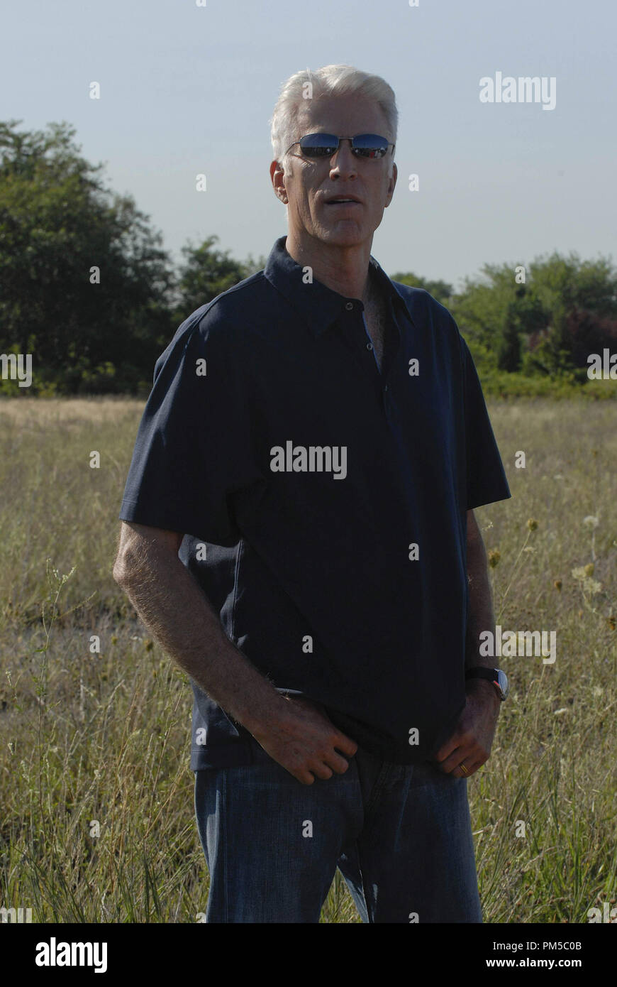 Studio Publicity Still from 'Damages' Ted Danson 2007   File Reference # 30738825THA  For Editorial Use Only -  All Rights Reserved - Stock Image