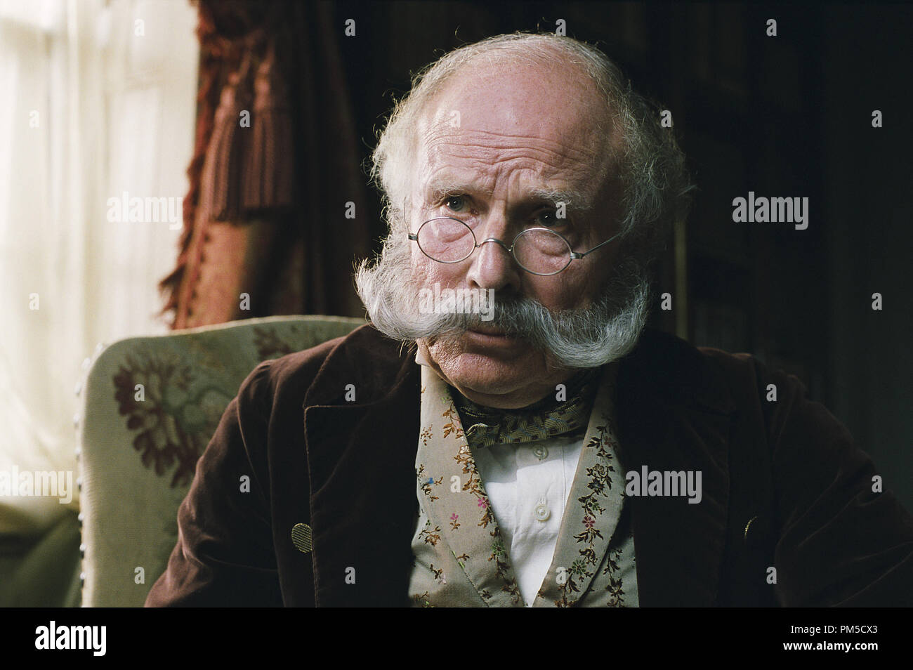 "Film Still / Publicity Still from ""Oliver Twist"" Edward Hardwicke © 2005 TriStar Pictures Photo Credit: Guy Ferrandis  File Reference # 30736126THA  For Editorial Use Only -  All Rights Reserved Stock Photo"