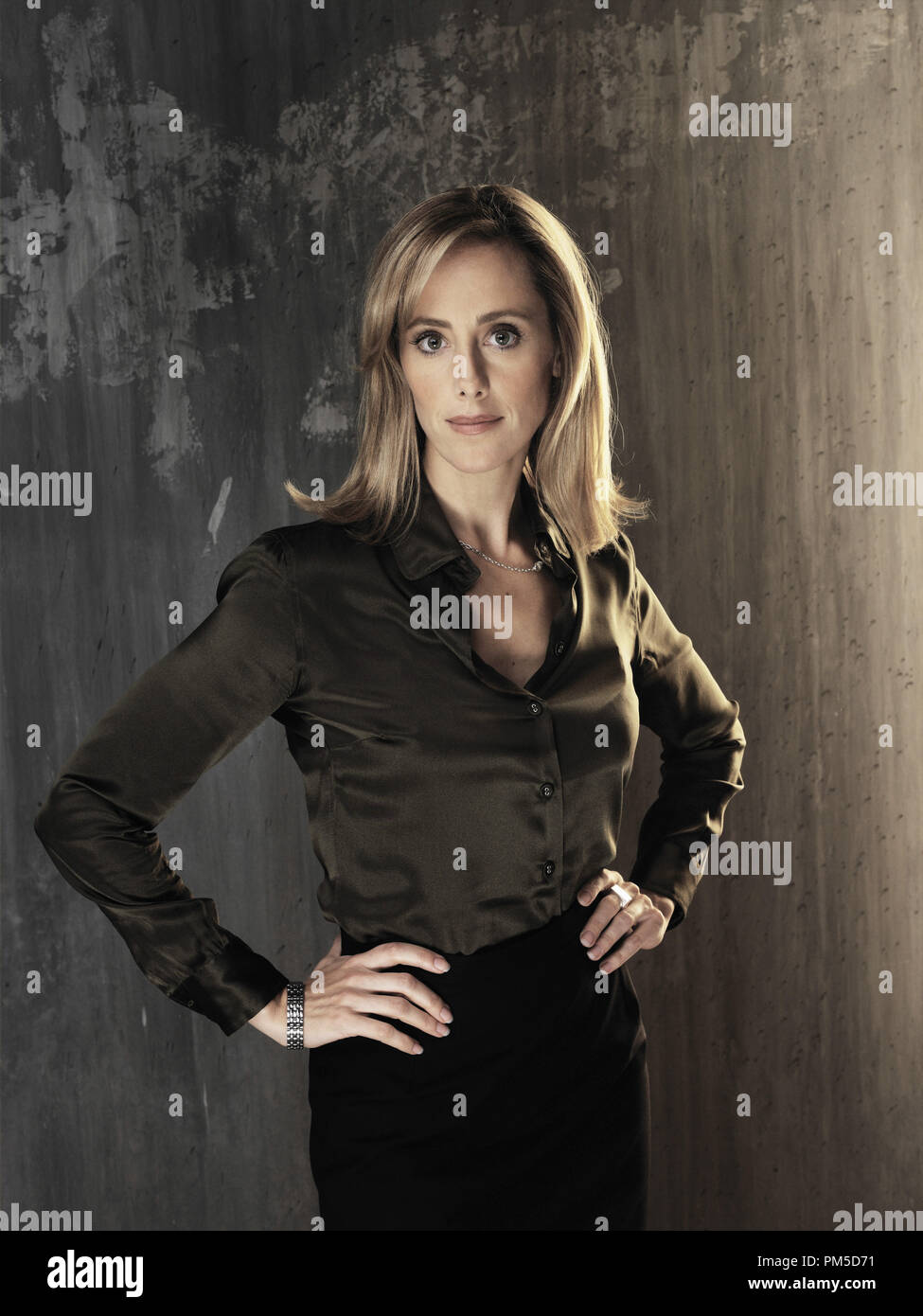 Studio Publicity Still from '24' Kim Raver 2005   File Reference # 307362362THA  For Editorial Use Only -  All Rights Reserved - Stock Image
