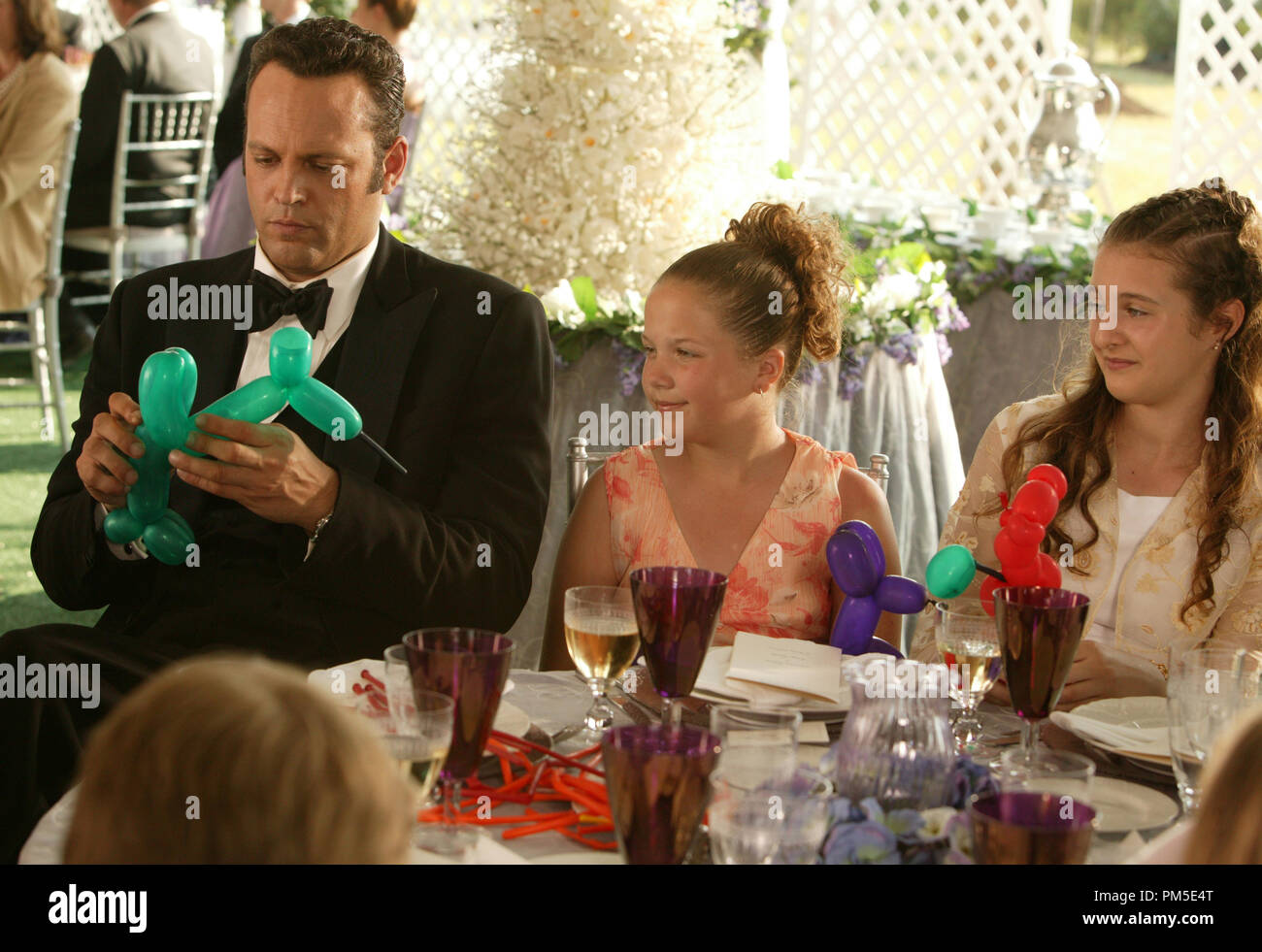 Film Still / Publicity Stills from 'Wedding Crashers'  Vince Vaughn  © 2005 New Line Cinema  Photo Credit: Richard Cartwright  File Reference # 30736739THA  For Editorial Use Only -  All Rights Reserved - Stock Image