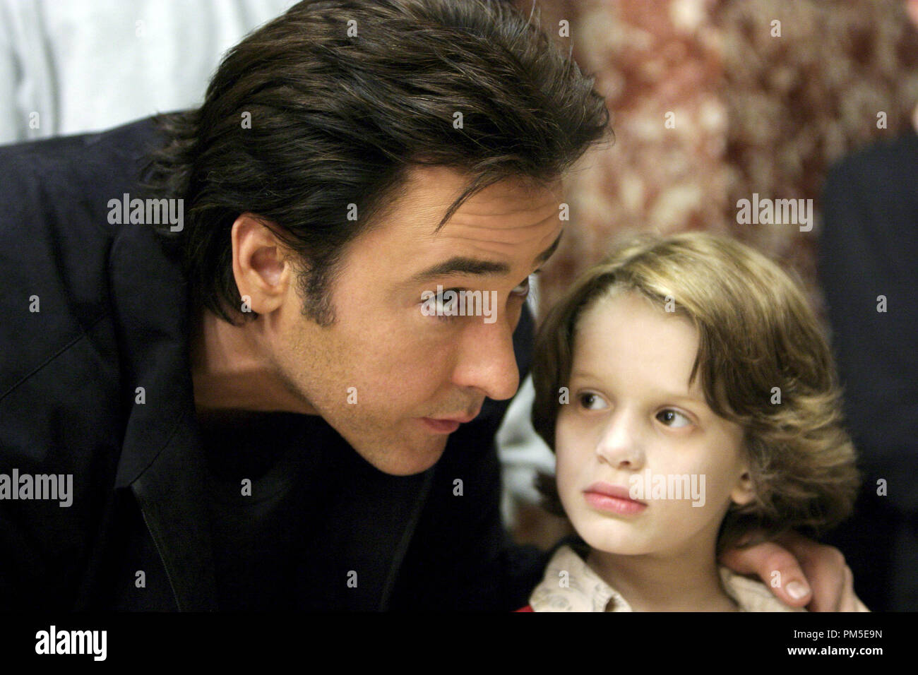 """Film Still / Publicity Still from """"The Martian Child"""" John Cusack, Bobby Coleman © 2006 New Line Cinema Photo Credit: Alan Markfield   File Reference # 30736841THA  For Editorial Use Only -  All Rights Reserved Stock Photo"""