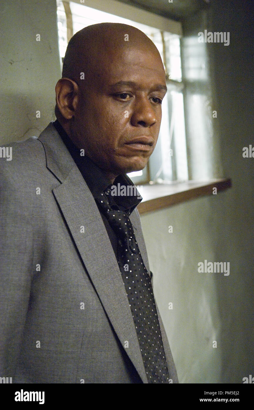 Film Still / Publicity Still from 'The Shield' Forest Whitaker 2006   File Reference # 30737021THA  For Editorial Use Only -  All Rights Reserved - Stock Image