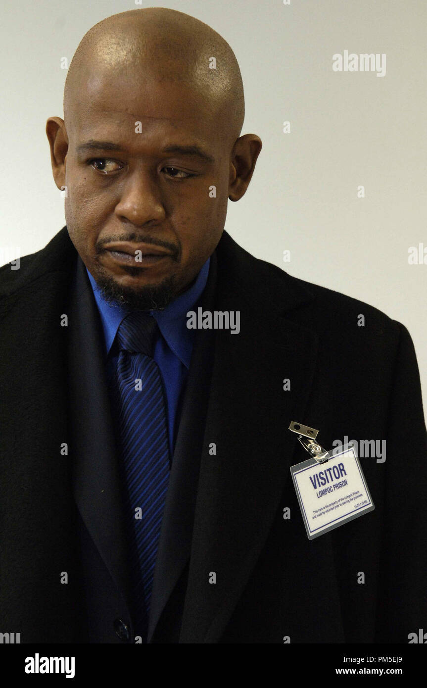 Film Still / Publicity Still from 'The Shield' Forest Whitaker 2006   File Reference # 30737025THA  For Editorial Use Only -  All Rights Reserved - Stock Image