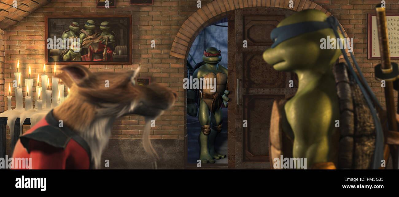 New TMNT Mini Leonardo Seven Transfigurations Teenage Mutant Ninja Turtles F//S