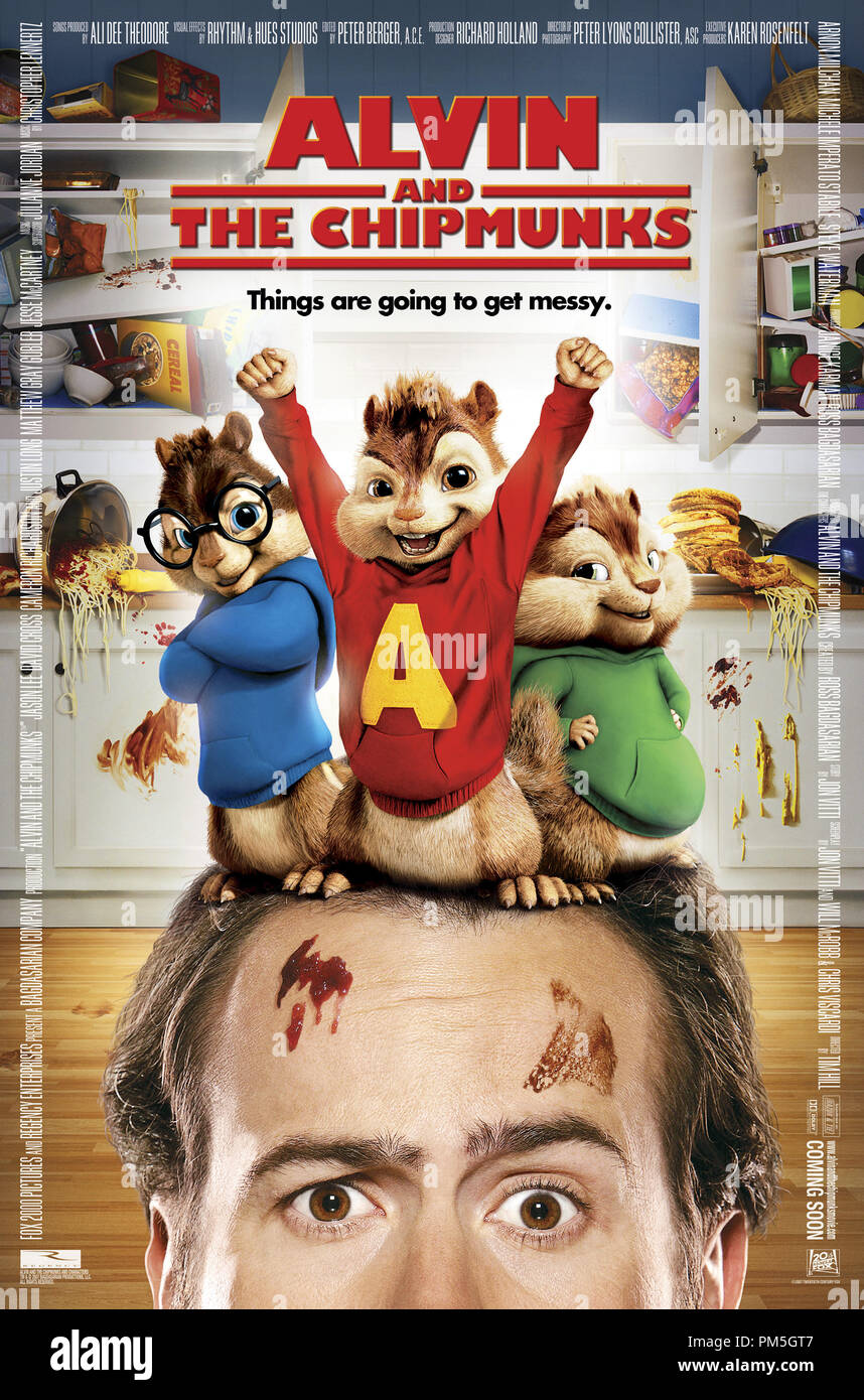 Alvin And The Chipmunks 3 Images alvin and the chipmunks stock photos & alvin and the