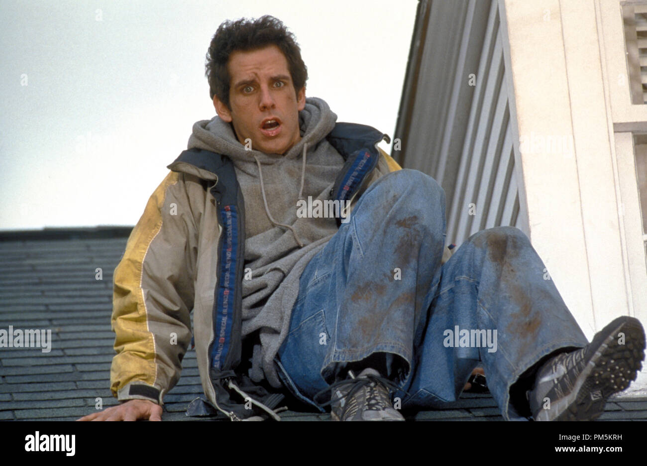 Film Still / Publicity Stills from 'Meet the Parents' Ben Stiller © 2000 Universal / Dreamworks Photo Credit: Phillip V. Caruso File Reference # 30846369THA  For Editorial Use Only -  All Rights Reserved - Stock Image