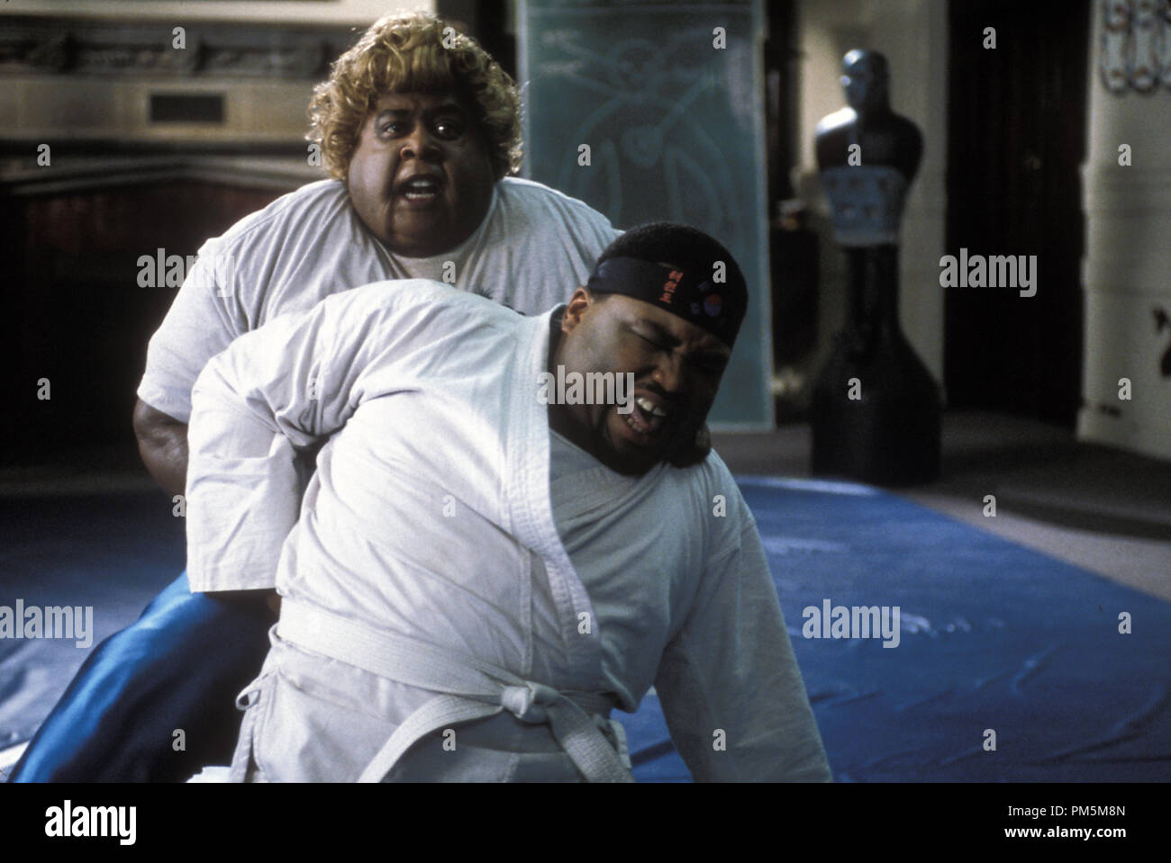 Film Still / Publicity Stills from 'Big Momma's House' Martin Lawrence, Anthony Anderson © 2000 20th Century Fox Photo Credit: Nicola Goode File Reference # 30846738THA  For Editorial Use Only -  All Rights Reserved - Stock Image