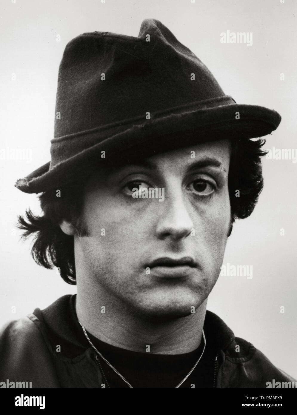 Sylvester Stallone 'Rocky II' © 1979 UA File Reference # 30928_914THA - Stock Image