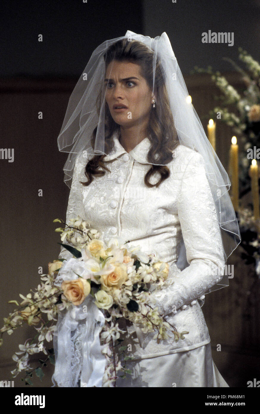 Film Still from 'Suddenly Susan' Brooke Shields 1996 Photo Credit: Alice S. Hall   File Reference # 31042220THA  For Editorial Use Only - All Rights Reserved - Stock Image