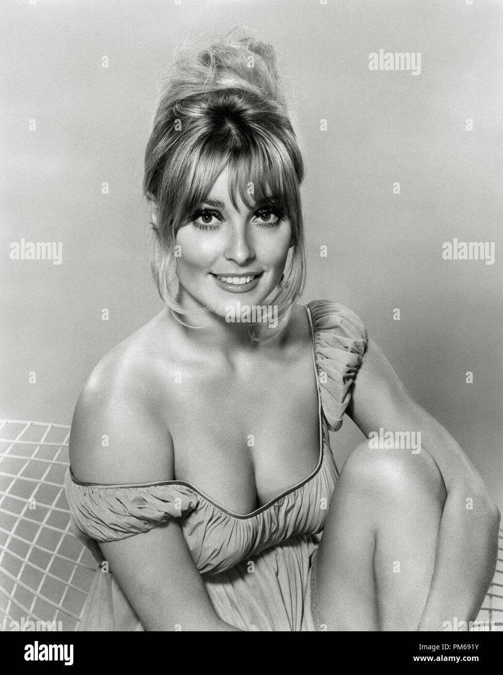 Sharon Tate, circa 1967.  File Reference # 31316_109 - Stock Image