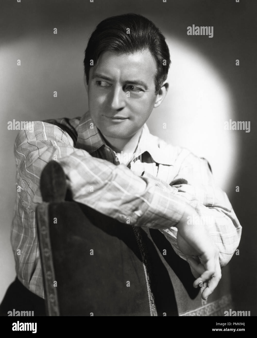 Claude Rains, circa 1936. File Reference # 31316_146THA - Stock Image