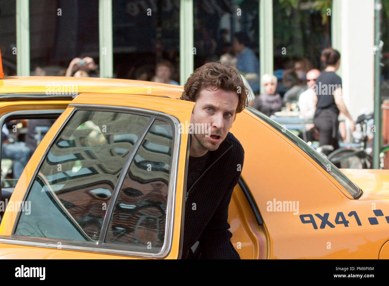 Bradley Cooper stars in Relativity Media's LIMITLESS. - Stock Image