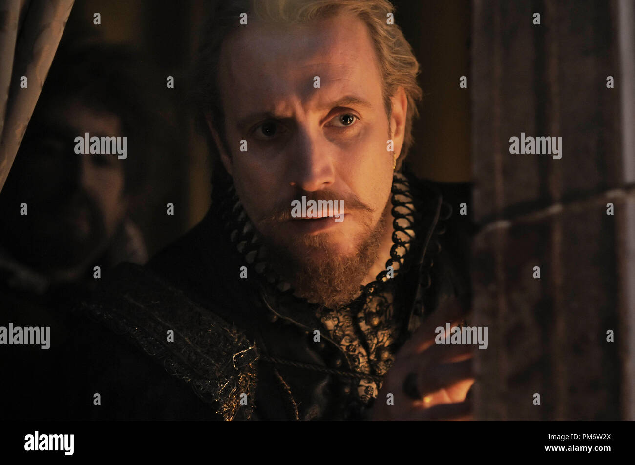 Rhys Ifans stars in Columbia Pictures' 'Anonymous.' - Stock Image