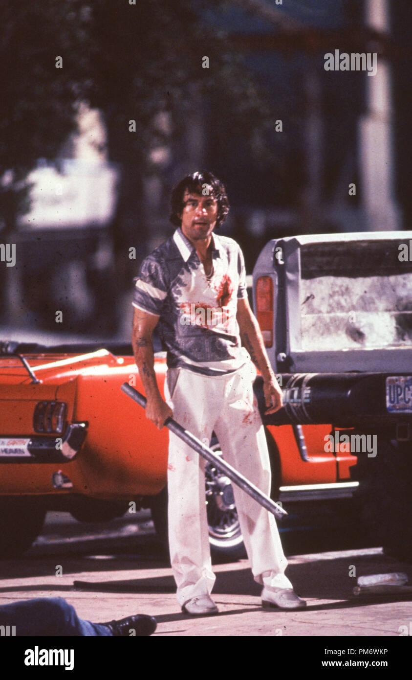 """Film Still from """"Cape Fear"""" Robert De Niro  © 1991 Universal Photo Credit: Phillip Caruso Stock Photo"""