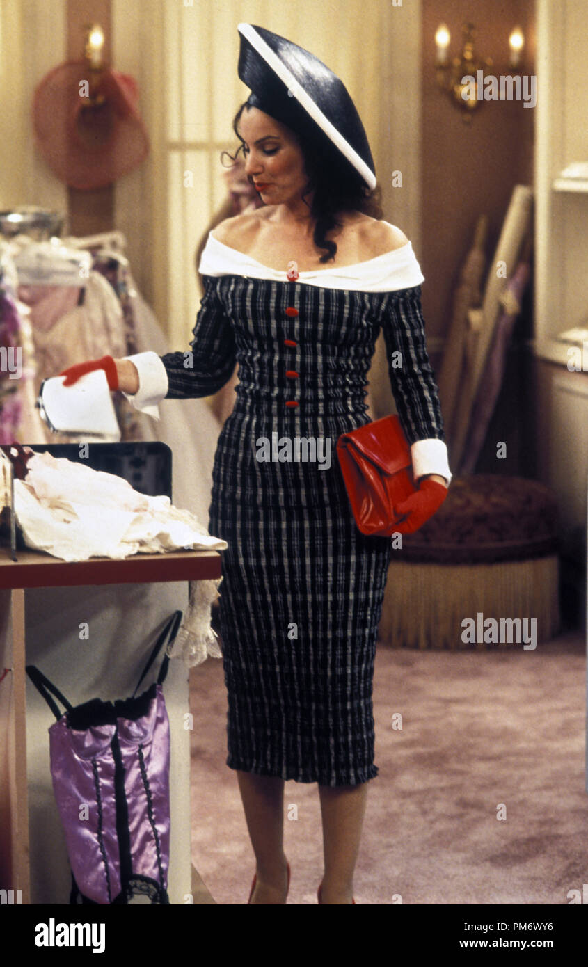 Fran Drescher The Nanny Stock Photos Amp Fran Drescher The