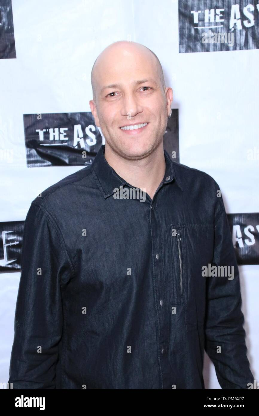 World Premiere of 'Megalodon' held at the Downtown Independent in Los Angeles, California.  Featuring: Dimitry Rozental Where: Los Angeles, California, United States When: 13 Aug 2018 Credit: WENN.com - Stock Image
