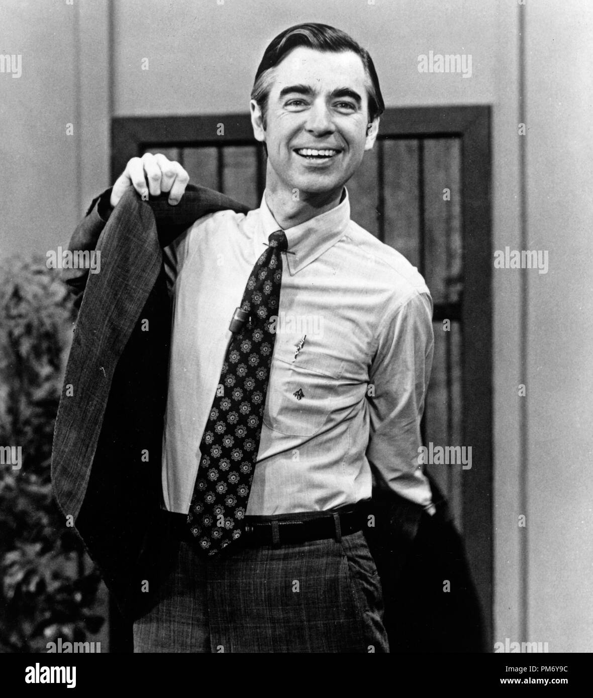 Mister Rogers High Resolution Stock Photography And Images Alamy