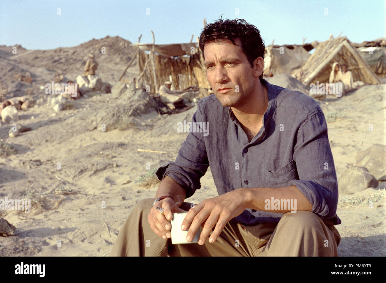 Studio Publicity Still from 'Beyond Borders' Clive Owen  © 2003 Paramount   File Reference # 307531102THA  For Editorial Use Only -  All Rights Reserved - Stock Image