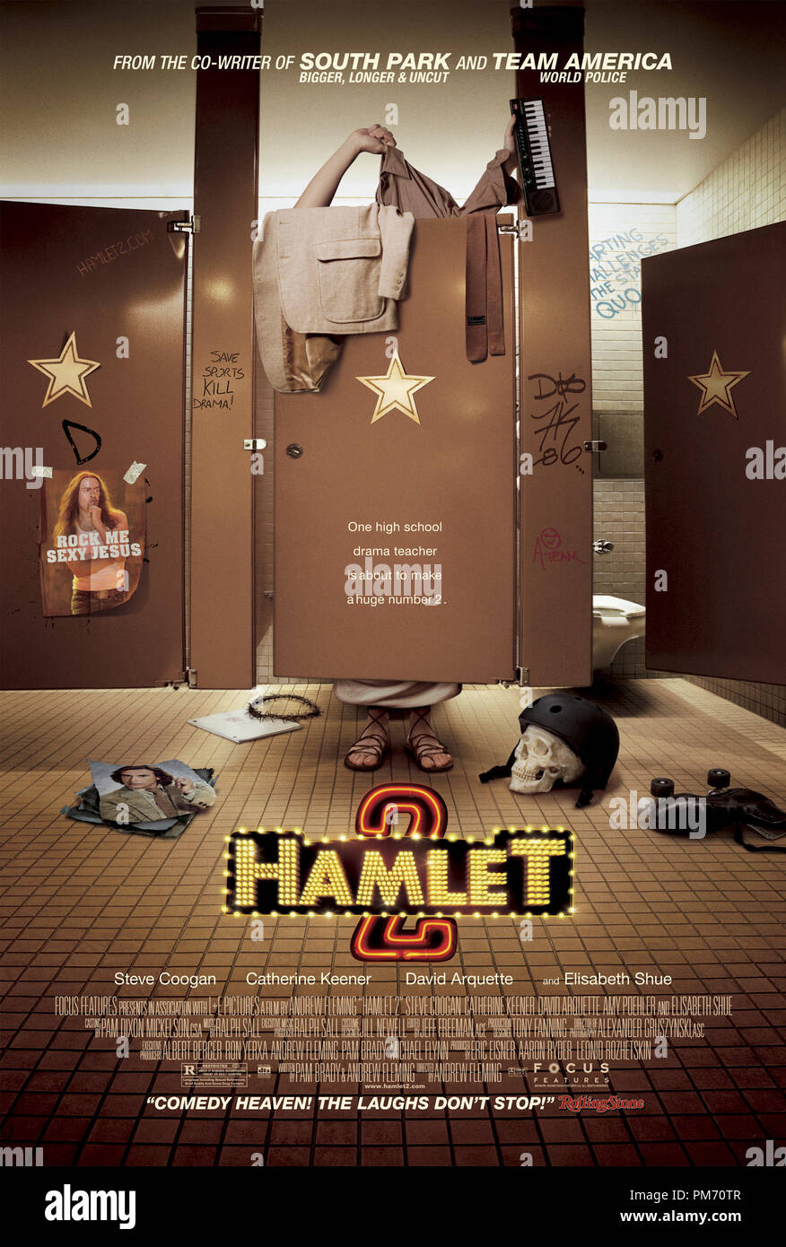 'Hamlet 2' Poster © 2008 Focus Features  File Reference # 30755082THA  For Editorial Use Only -  All Rights Reserved - Stock Image
