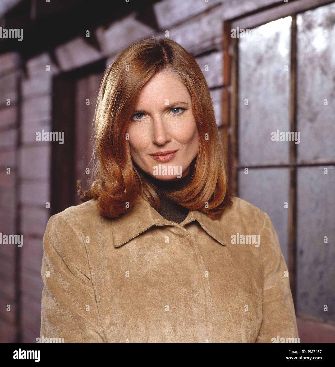 """Film Still / Publicity Still from """"Smallville""""  Annette O'Toole 2001 Photo credit: Kharen Hill File Reference # 30847363THA  For Editorial Use Only -  All Rights Reserved Stock Photo"""