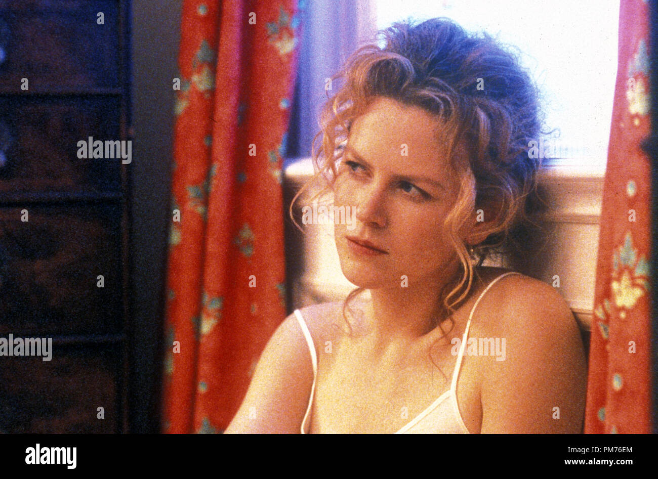Film Still / Publicity Still from 'Eyes Wide Shut' Nicole Kidman © 1999 Warner Brothers   File Reference # 30973303THA  For Editorial Use Only -  All Rights Reserved - Stock Image