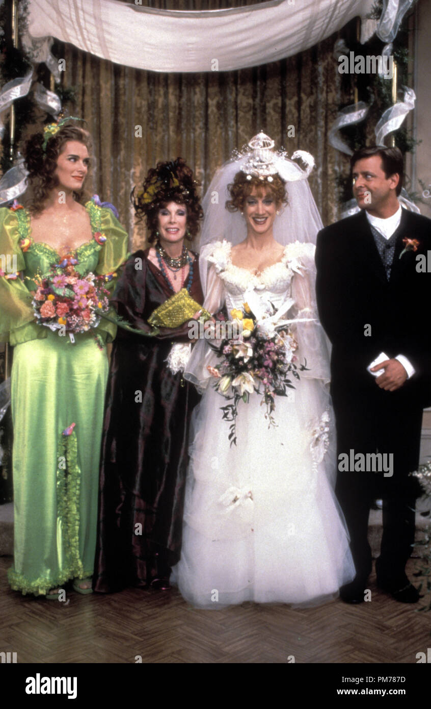 Film Still from 'Suddenly Susan' Brooke Shields, Joan Rivers, Kathy Griffin, Judd Nelson 1998 Photo Credit: Alice S. Hall   File Reference # 30996171THA  For Editorial Use Only -  All Rights Reserved - Stock Image