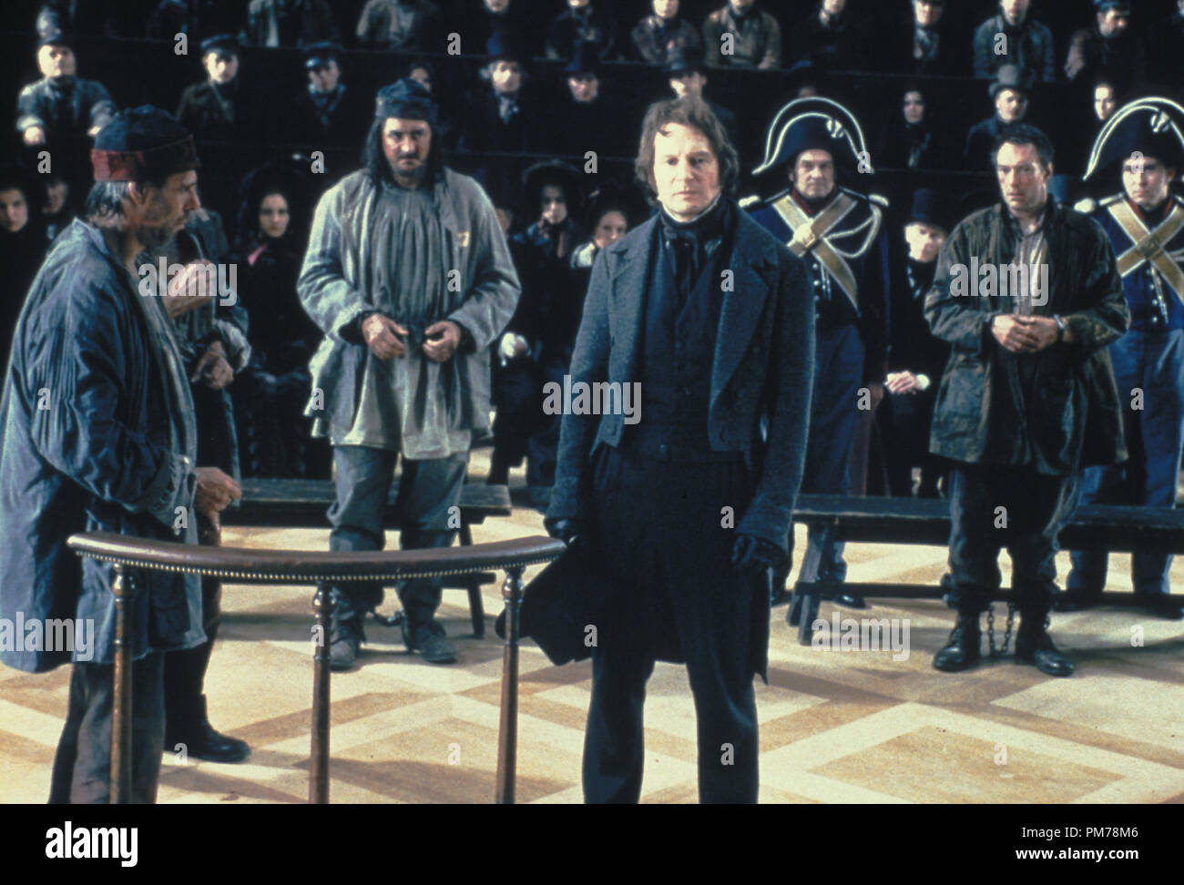 Film Still From Les Miserables Liam Neeson C 1998 Columbia Mandalay Photo Credit Rolf Konow File Reference 30996426tha For Editorial Use Only All Rights Reserved Stock Photo Alamy