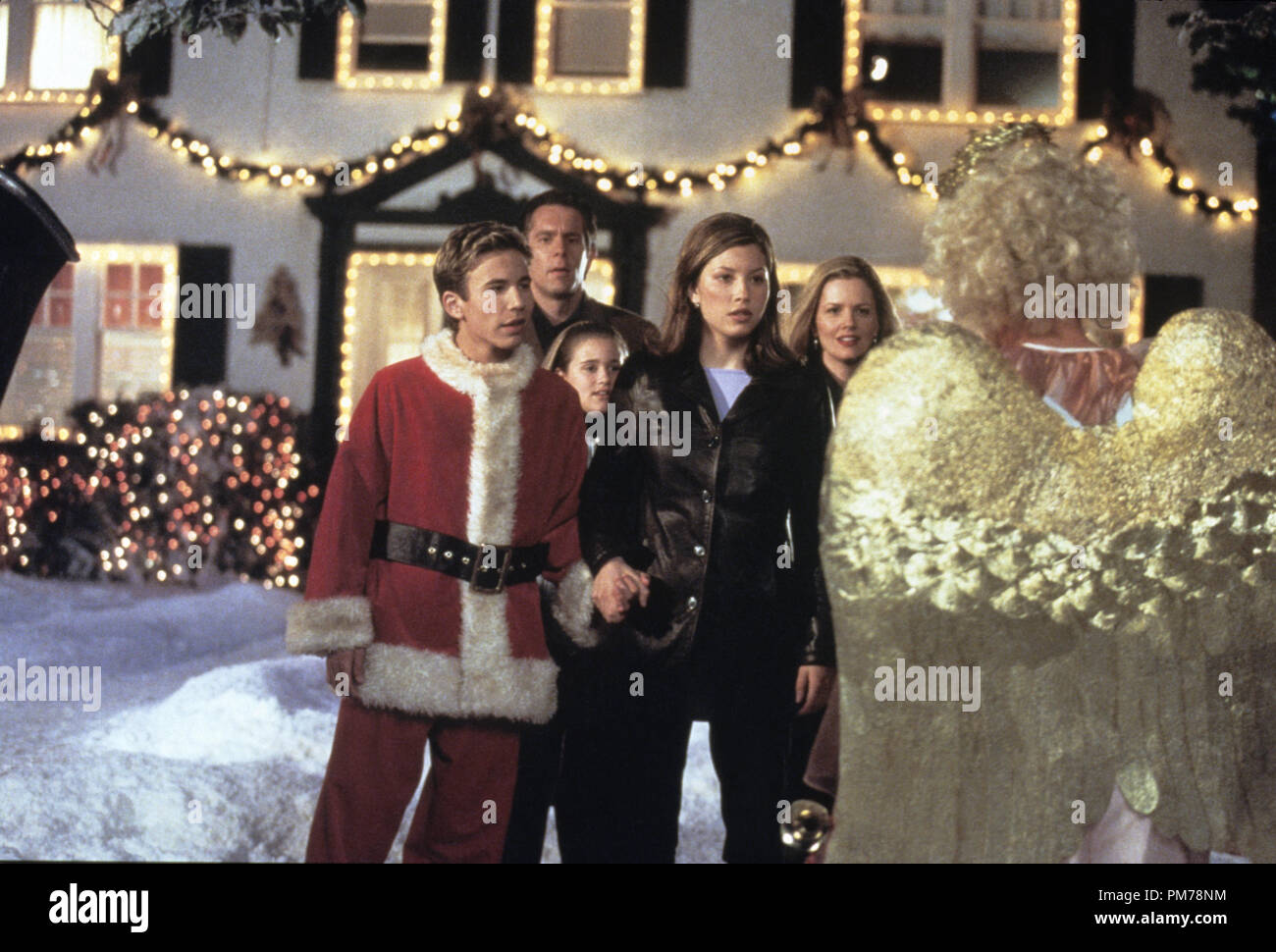 film still from ill be home for christmas jonathan taylor thomas - I Ll Be Home For Christmas Film