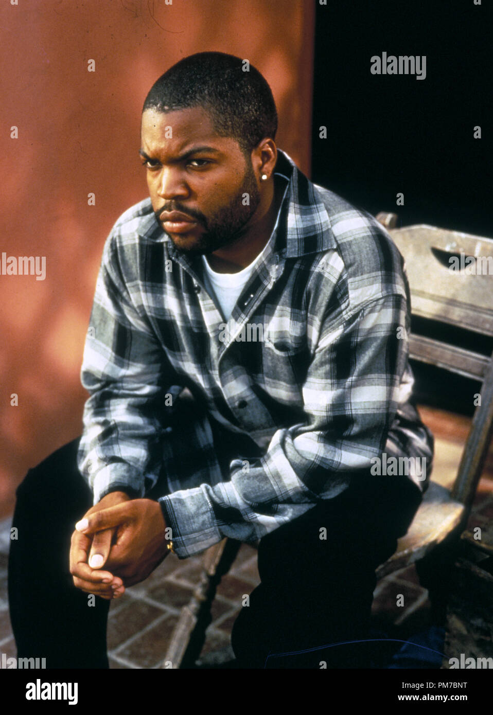 Film Still From Friday Ice Cube 1995 New Line Cinema