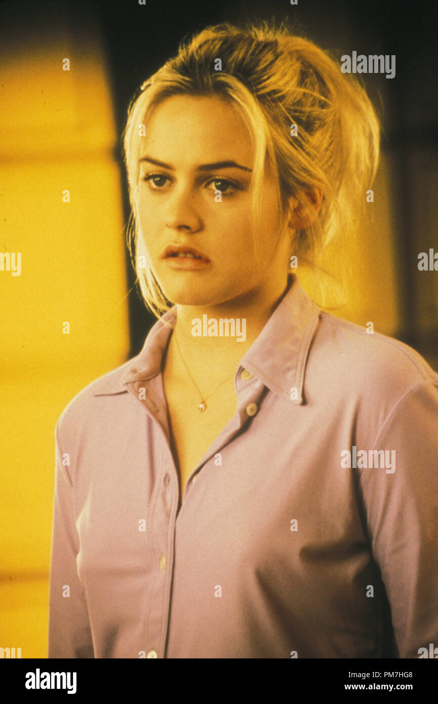 Film Still from 'Excess Baggage' Alicia Silverstone © 1997 Columbia Pictures  File Reference # 31013355THA  For Editorial Use Only - All Rights Reserved - Stock Image