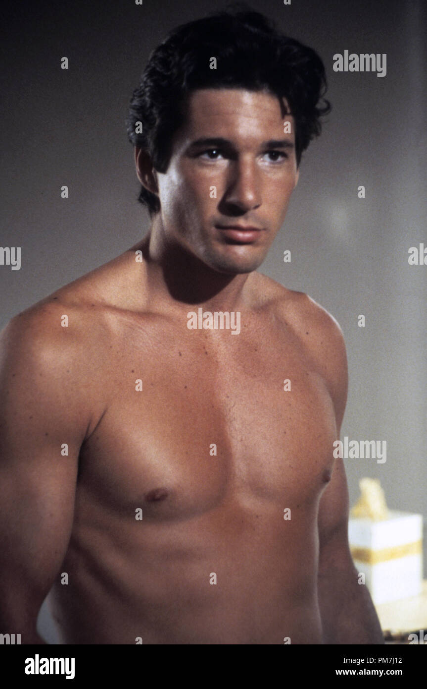 fd456ad042cde Film Still from  American Gigolo  Richard Gere © 1980 Paramount Pictures -  Stock Image