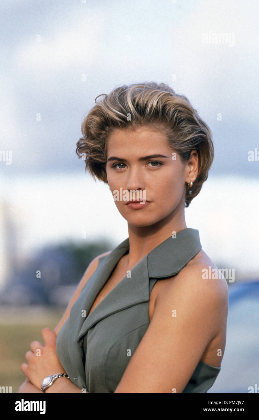 Film Still from 'The Chase' Kristy Swanson © 1994 20th Century Fox Photo Credit: Lance Staedler    File Reference # 31129106THA  For Editorial Use Only - All Rights Reserved - Stock Image