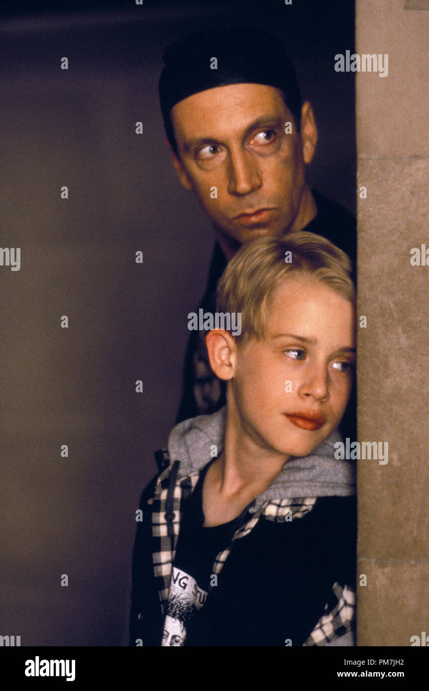 Film Still From Richie Rich Jonathan Hyde Macaulay Culkin