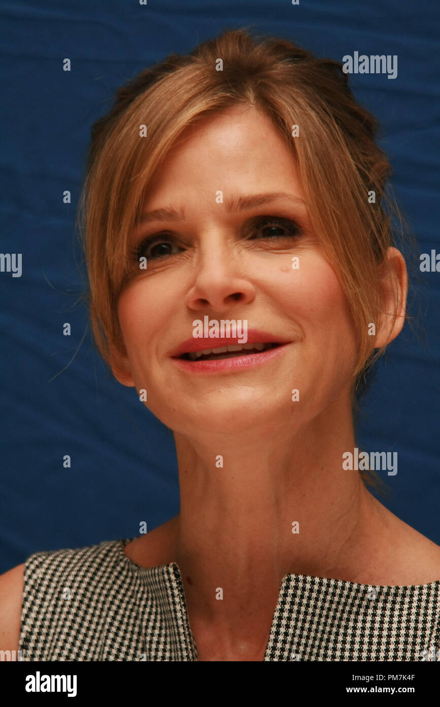 Kyra Sedgwick  'The Closer' Portrait Session, August 10, 2011.  Reproduction by American tabloids is absolutely forbidden. File Reference # 31130_001JRC  For Editorial Use Only -  All Rights Reserved - Stock Image