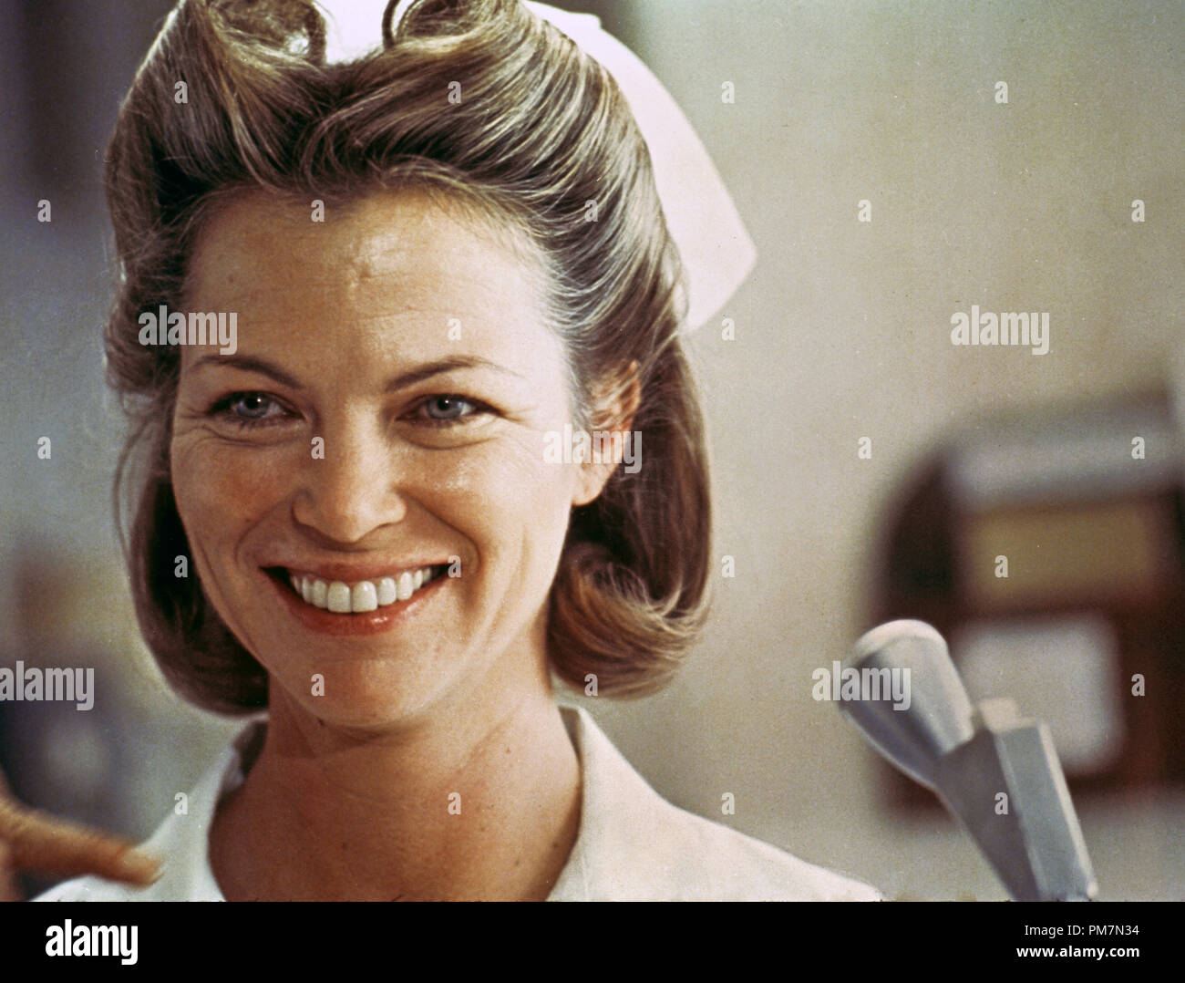 Louise Fletcher,'One Flew Over the Cuckoo's Nest' 1975 UA    File Reference # 31202_652THA - Stock Image