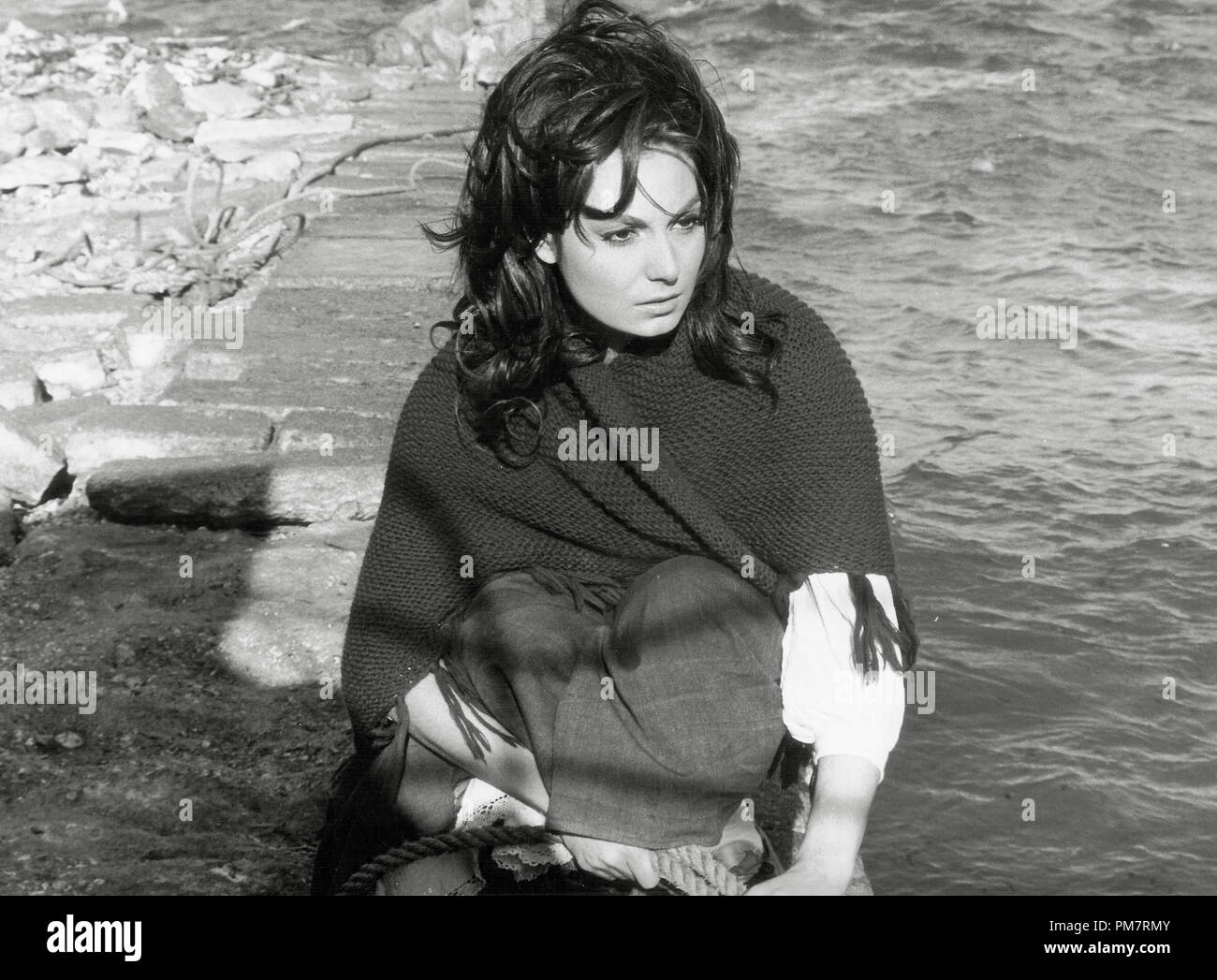 Rosanna Schiaffino, 'The Rover' 1967  File Reference # 31386_415 - Stock Image