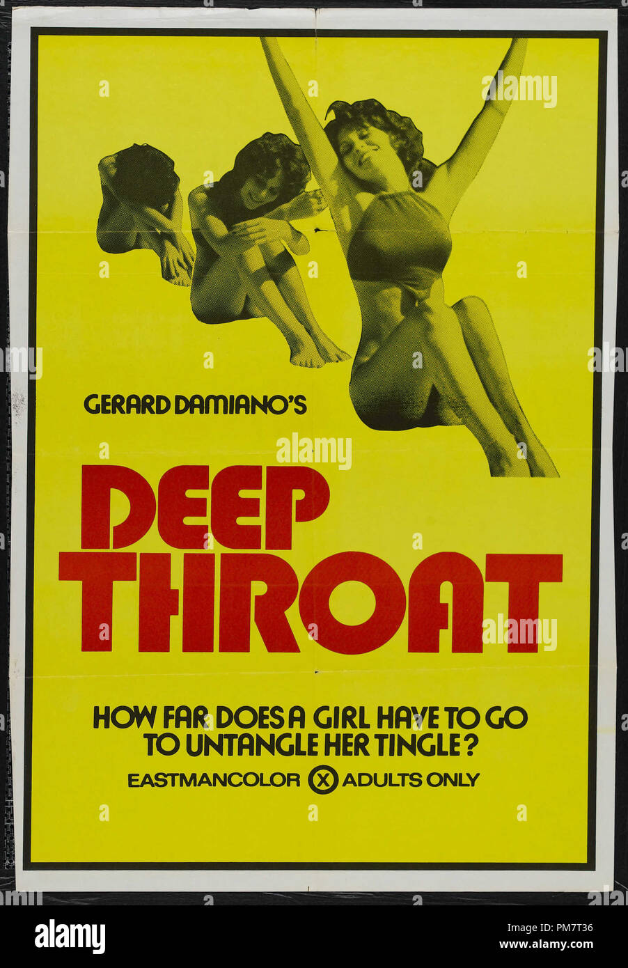 Deep throat adult