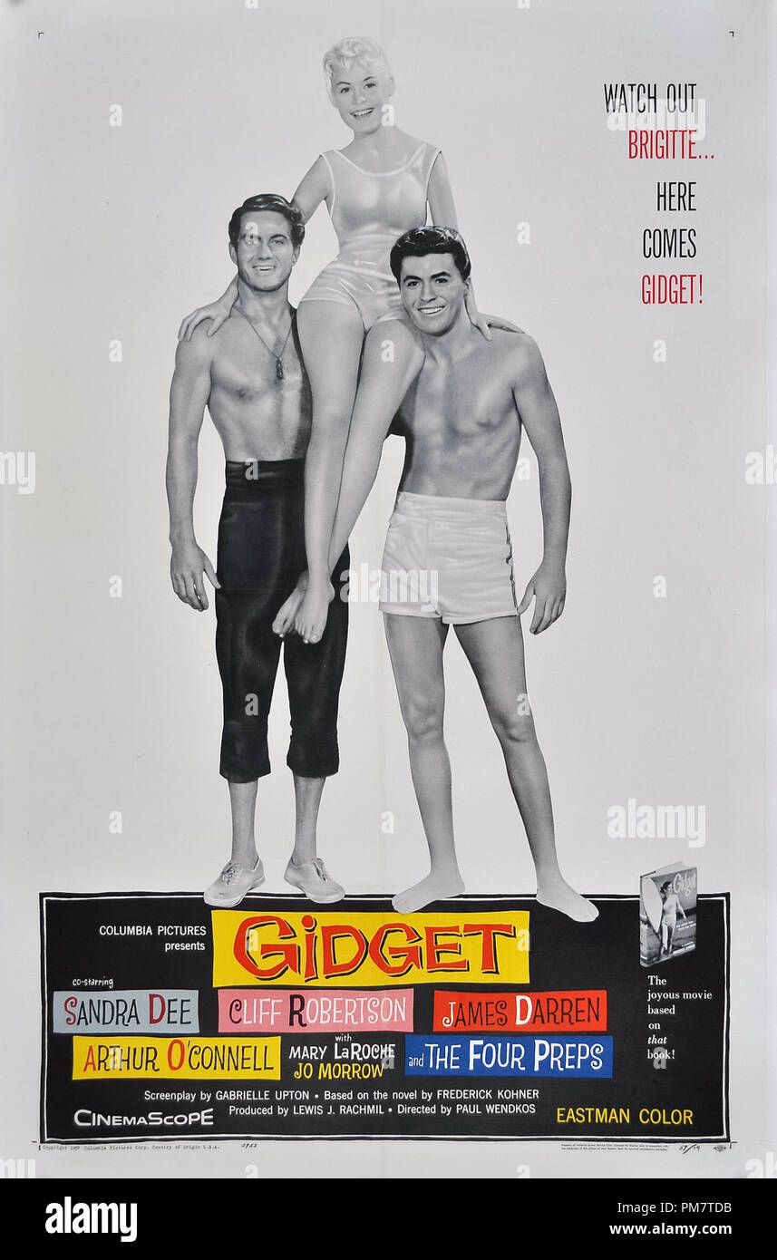 Image result for gidget 1959