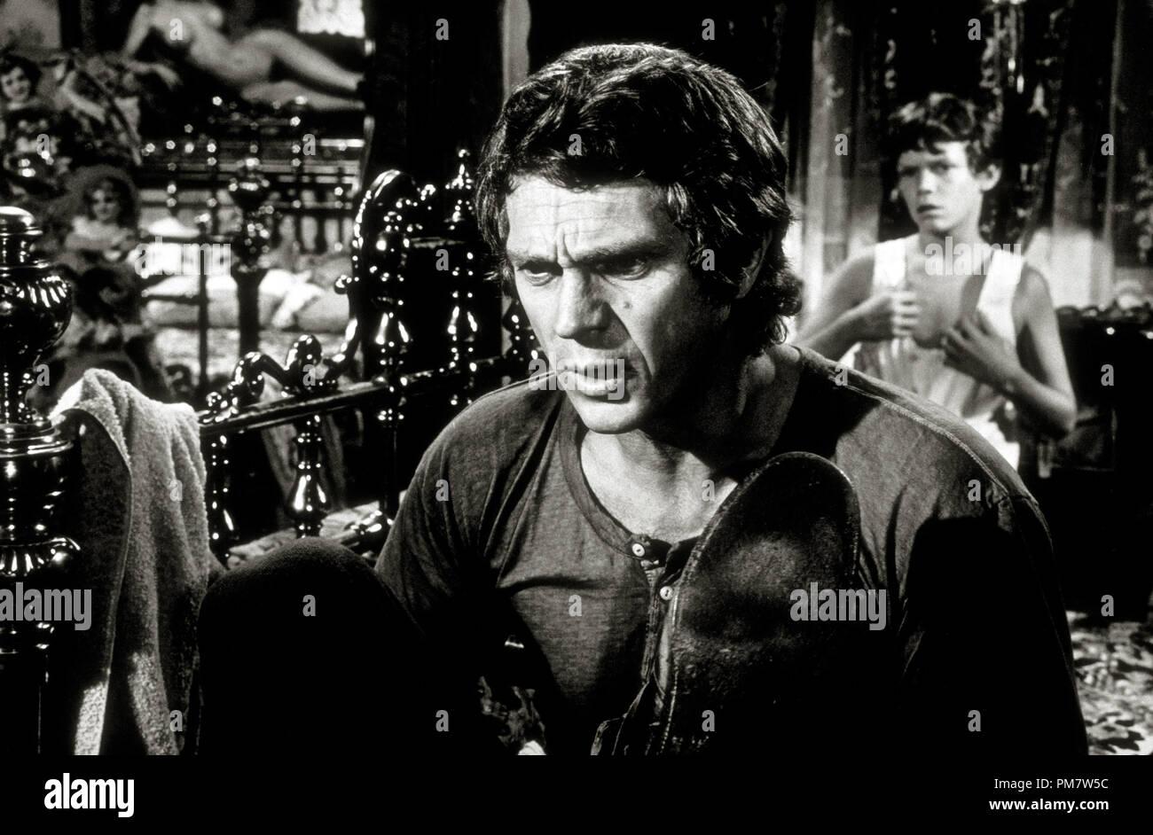 (Archival Classic Cinema - Steve McQueen Retrospective) Steve McQueen 'The Reivers' 1969  File Reference # 31386_899THA - Stock Image