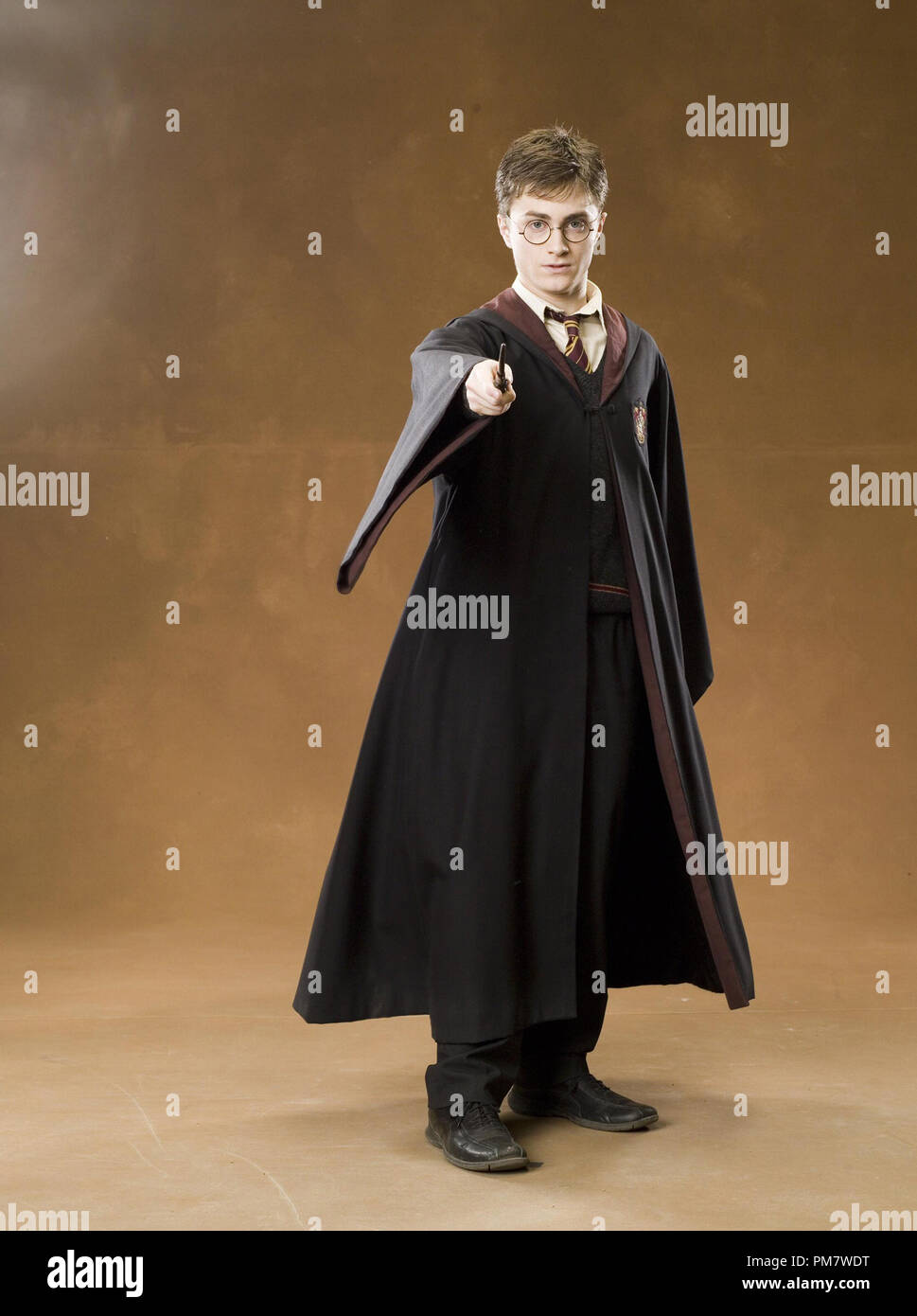 Daniel Radcliffe As Harry Potter In Warner Bros Pictures Fantasy Harry Potter And The Order Of The Phoenix 2007 Stock Photo Alamy