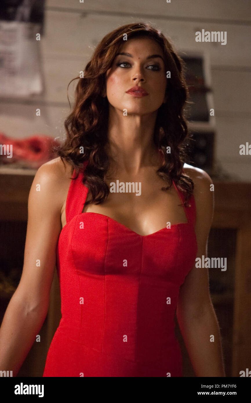Adrianne Palicki Star As Lady Jaye In Paramount Pictures G I Joe