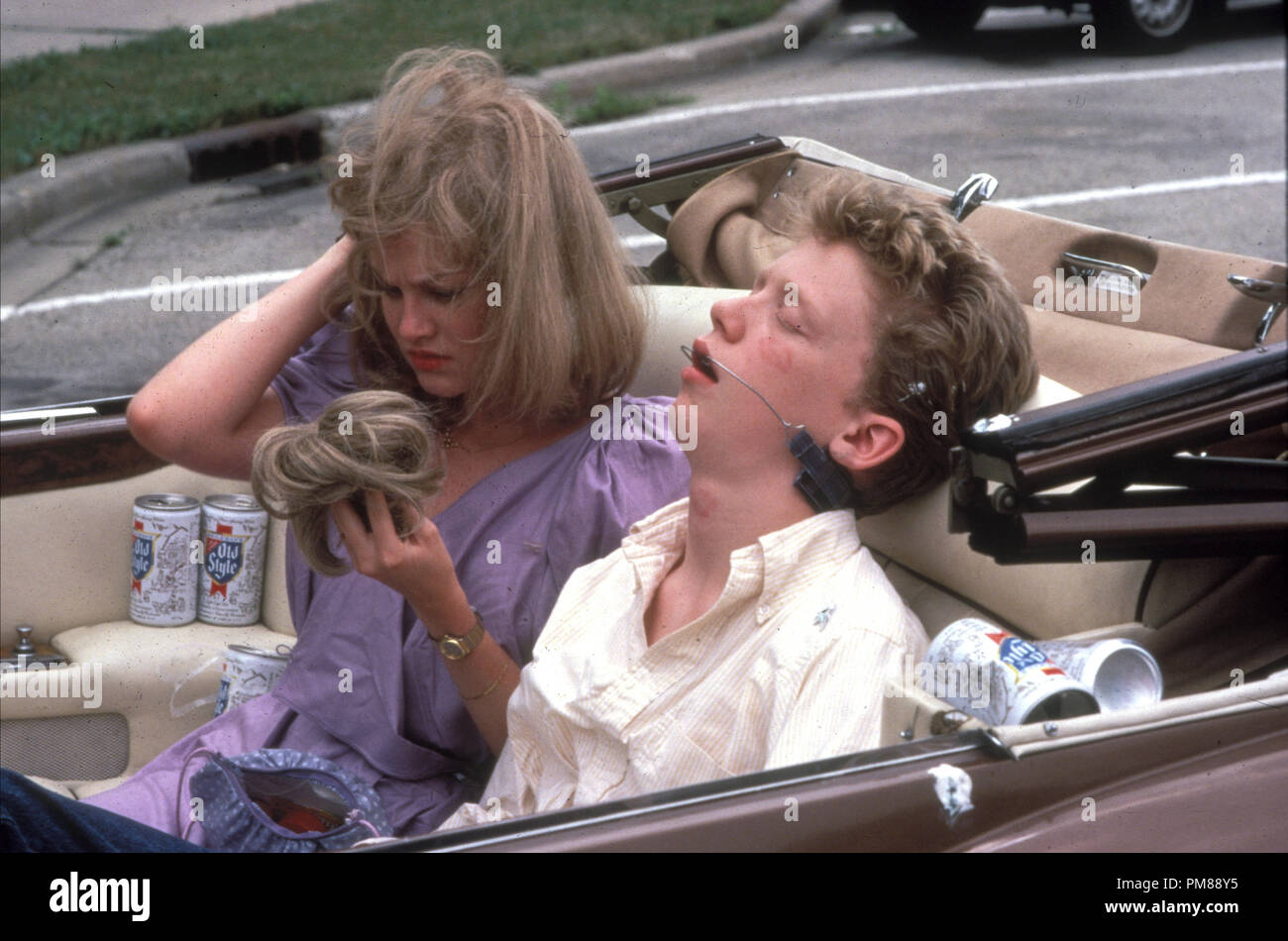 """Haviland Morris studio publicity still from """"sixteen candles"""" anthony"""